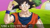 �������� ������ ���: ����� ����� / Dragon Ball Z: Kami to Kami (2013) WEBRip