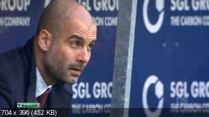 Футбол. Чемпионат Германии 2014-15. 15-й тур. Аугсбург — Бавария [13.12] (2013) HDTVRip
