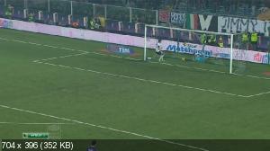 Футбол. Чемпионат Италии 2014-2015. Обзор 15-го тура [16.12] (2014) HDRip
