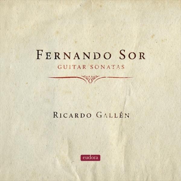 Ricardo Jess Galln Garca - Sor: Guitar Sonatas (2014) dff, flac