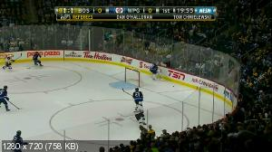������. NHL 14/15, RS: Boston Bruins vs. Winnipeg Jets [19.12] (2014) HDStr 720p   60 fps