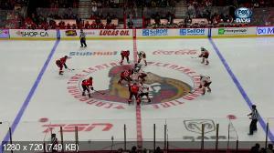 ������. NHL 14/15, RS: Anaheim Ducks vs. Ottawa Senators [19.12] (2014) HDStr 720p | 60 fps