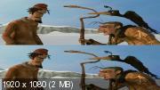 Сарила: Затерянная земля 3Д / The Legend of Sarila 3D (Лицензия)  Вертикальная анаморфная