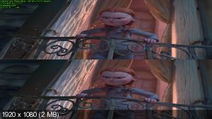Семейка монстров в 3Д / The Boxtrolls 3D (Лицензия by Ash61) Вертикальная анаморфная