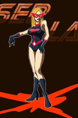 Legmuscle - Laser Lady