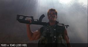 ��������� / Commando (1985) BDRip 1080p | 60 fps