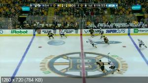 ������. NHL 14/15, RS: Nashville Predators vs. Boston Bruins [23.12] (2014) HDStr 720p | 60 fps
