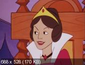 Рождество с Белоснежкой  / A Snow White Christmas  (1980) DVDRip