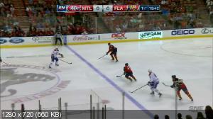������. NHL 14/15, RS: Montreal Canadiens vs. Florida Panthers [30.12] (2014) HDStr 720p   60 fps