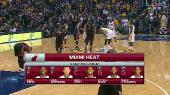 ���������. NBA 14/15. RS: Miami Heat @ Indiana Pacers [31.12] (2014) WEB-DL 720p | 60 fps