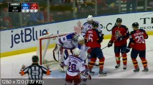 Хоккей. NHL 14/15, RS: New York Rangers vs. Florida Panthers [31.12] (2014) HDStr 720p | 60 fps