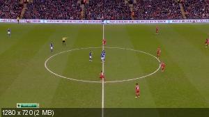Футбол. Чемпионат Англии 2014-15. 20-й тур. Ливерпуль - Лестер Сити [01.01] (2015) HDTVRip 720p | 50 fps