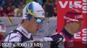 Лыжные гонки. Кубок Мира 2014-15. Tour De Ski. Оберстдорф (Германия). Мужчины. Гонка преследования 15 км. Классика [04.01] (2015) HDTV 1080i