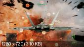 Ace Combat: Assault Horizon - Enhanced Edition (v1.0.143.72/2013/RU/ENG/ML) RePack by Mizantrop1337