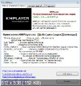 The KMPlayer 3.9.1.132 Final