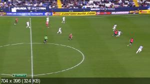 Футбол. Чемпионат Испании 2014-15. Обзор 17-го тура. [05.01] (2015) HDTVRip