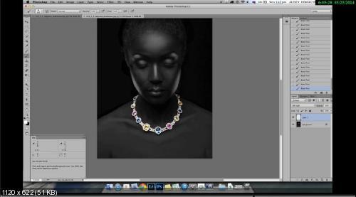 [Profileschool] | Adobe Photoshop. Коммерческая ретушь (2014) [PCRec]
