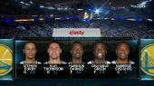 ���������. NBA 14/15. RS: Oklahoma City Thunder @ Golden State Warriors [05.01] (2015) WEB-DL 720p | 60 fps