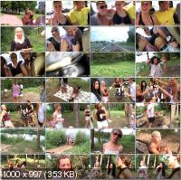 CollegeFuckParties - Lola, Raffaella, Dulsineya, Liana, Vlaska, Jewel - Picnic Fuck Party Movie Part 1 [HD 720p]