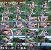TeensNaturalWay - Avina - Fucking On The River With A Young Sweet Girl [SD]