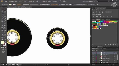 Типографика в Cinema 4D и Low Poly моделирование и анимация в Cinema 4D (2014) PCRec[H.264/720p-LQ]