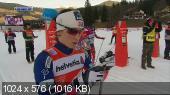 Лыжные гонки. Кубок Мира 2014-2015. Tour De Ski. Тоблах (Италия). Женщины. Гонка преследования 15 км. СС [08.01] (2015) DVBRip