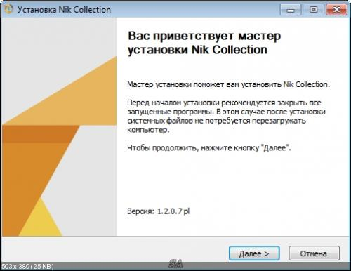 Google Nik Software Complete Collection 1.2.8 (2014) PC