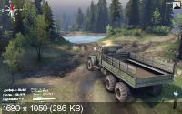 Spintires (v1.0/2014/RUS/Multi) SteamRip Let'sPlay