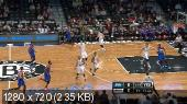 ���������. NBA 14/15. RS: Philadelphia 76ers @ Brooklyn Nets [09.01] (2015) WEB-DL 720p | 60 fps