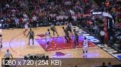 ���������. NBA 14/15. RS: Milwaukee Bucks @ Chicago Bulls [10.01] (2015) WEB-DL 720p | 60 fps