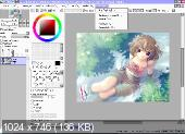 Easy Paint Tool SAI 1.2.0.1 + Portable - ��� ���������