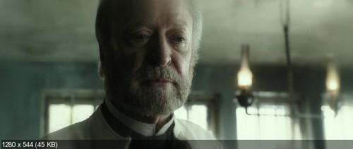 Обитель проклятых / Stonehearst Asylum (Eliza Graves) (2014) BDRip 720p | 60fps