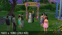 The Sims 4: Deluxe Edition (v1.3.32.10/2014/RUS) RePack от xatab
