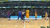 ���������. NBA 14/15. RS: Detroit Pistons @ Indiana Pacers [16.01] (2015) WEB-DL 720p | 60 fps