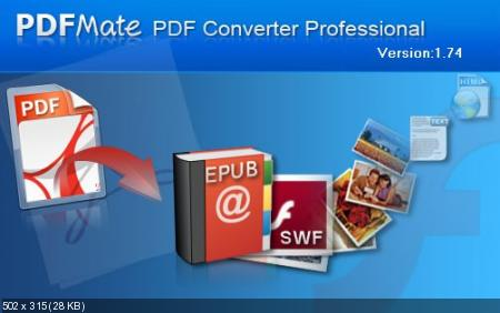 PDFMate PDF Converter Pro 1.74 RePack