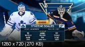 Хоккей. NHL 14/15, RS: Toronto Maple Leafs vs. St. Louis Blues [17.01] (2015) HDStr 720p | 60 fps