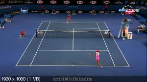������. Australian Open 2015. 1-�� ����. ����� ������ (��������) - [2] ����� �������� (������) [19.01] (2015) HDTV 1080i
