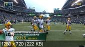 ������������ ������. NFL 2014-15. NFC Conference Championship. Green Bay Packers @ Seattle Seahawks (36� ������) [18.01] (2015) WEB-DL 720p