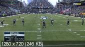 Американский футбол. NFL 2014-15. NFC Conference Championship. Green Bay Packers @ Seattle Seahawks (36я студия) [18.01] (2015) WEB-DL 720p