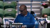 Теннис. Australian Open 2015. День 8. Матчи 26.01.2015 [Eurosport HD] [26.01] (2015) HDTV 1080i