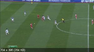 Футбол. Чемпионат Испании 2014-15. Обзор 19-го тура. [20.01] (2015) HDRip