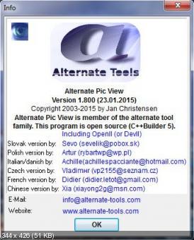 Alternate Pic View 1.800 (Русский перевод + русская справка)