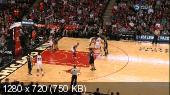���������. NBA 14/15. RS: San Antonio Spurs @ Chicago Bulls [22.01] (2015) HDTVRip 720p