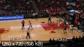Баскетбол. NBA 14/15. RS: San Antonio Spurs @ Chicago Bulls [22.01] (2015) HDTVRip 720p