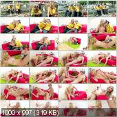TeenAmite - Barbora - Nice Sex With A Pretty Blonde Girl On A First Date [HD 720p]
