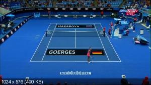 ������. Australian Open 2015. 4-�� ����. ���� ø���� (��������) - [10] ��������� �������� (������) [25.01] (2015) IPTVRip