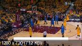 Баскетбол. NBA 14/15. RS: Oklahoma City Thunder @ Cleveland Cavaliers [25.01] (2015) HDTVRip 720p | 50 fps