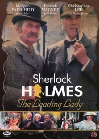 Шерлок Холмс и звезда оперетты / Sherlock Holmes and the Leading Lady (1991) DVDRip