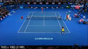 Теннис. Australian Open 2015. Финал. Серена Уильямс - Мария Шарапова [31.01] (2015) HDTV 1080i