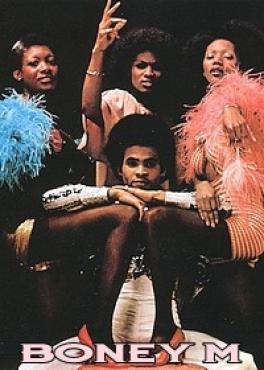 Boney M. - Singles Collection (10CD) Disco (1988-2009) FLAC / Lossless